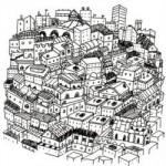 città casa luoghi vita