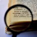il vocabolario tra ambiguità ed etimologia