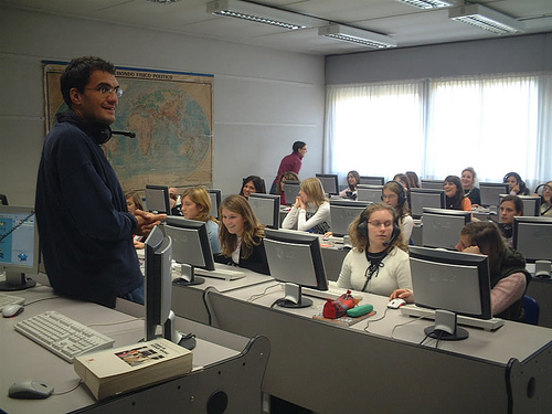 La didattica delle lingue straniere con le ICT